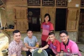 Mahasiswa Polbangtan Medan asal Nias ubah limbah sayuran menjadi pupuk organik