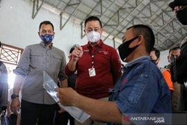 Mensos nilai penyaluran BST di Kabupaten Serang berjalan baik