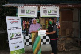 ACT Maluku bantu pelaku usaha kecil terdampak pandemi virus COVID-19