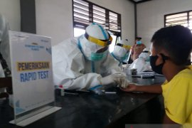 Total kasus positif COVID-19 di Bengkulu jadi 92 orang