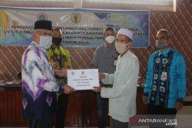 Dana Desa Rp3,8 M dikucurkan kepada 1.434 KK di Kecamatan Batara