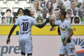 Gladbach sodok ke peringkat ketiga berkat kemenangan 4-1 atas Union