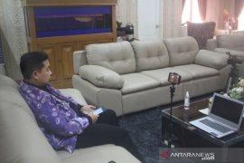 Wali Kota Banjarmasin hadiri HUT ke -20 Apeksi dan Apkasi