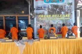 Polres Malra gelar rekonstruksi pembunuhan empat warga