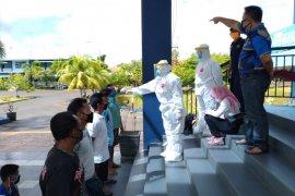 118 ABK pelaku penangkapan ikan ilegal dinyatakan negatif COVID-19