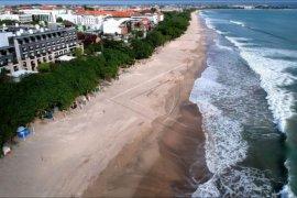 Obyek wisata di Bali masih tutup