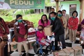 PKB bersama penyandang disabilitas gelar doa bersama harapkan pandemi COVID-19 berlalu