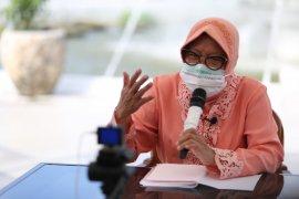Risma sebut warga Surabaya mampu amalkan nilai Pancasila saat pandemi COVID-19