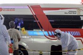 Satu mobil Lab PCR untuk pelayanan Kota Surabaya (Video)