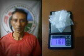 Edarkan sabu, pria 45 diciduk polisi di Banda Aceh