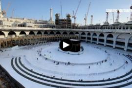 Idul Fitri 2020, Arab Saudi lockdown 4 hari