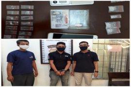 Polsek Padang Hilir tangkap pria pemilik sabu