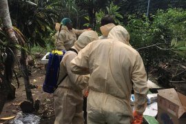 Satu pasien COVID-19 di Kota Kediri dari klaster pabrik rokok meninggal dunia