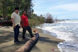 DPRA desak BPBA segera tangani abrasi pantai di Aceh Barat