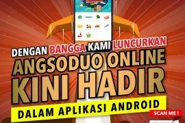 Kini hadir wajah baru 'Angso Duo Online' dengan aplikasi android