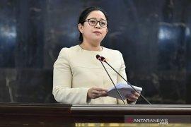 Ketua DPR Puan Maharani pimpin Paripurna bahas KEM PPKF Tahun 2021