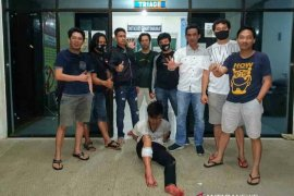 Berupaya kabur, penjambret di Bengkulu ditembak polisi