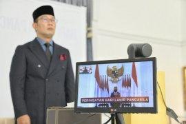 Ridwan Kamil: Pancasila adalah perekat Bangsa Indonesia
