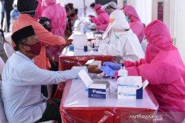 Hari keempat tes cepat di Surabaya, BIN temukan 187 orang reaktif