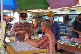 Tiga Pilar Kecamatan Tanta sosialisasikan himbauan New Normal