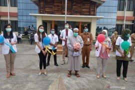 Di Papua Barat, sebanyak 1.383 warga pernah kontak pasien COVID-19