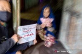 SBC Balangan salurkan bantuan darurat COVID-19 hingga ratusan juta rupiah