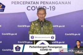 329 orang pasien sembuh dari COVID-19 dan bisa pulang