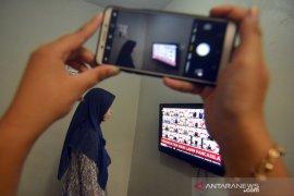 Upacara virtual peringatan Hari Lahir Pancasila