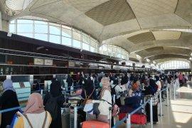Embassy facilitates repatriation of 74 Indonesians from Jordan