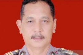 Kasubag Humas Polres HSS meninggal terjatuh saat pemakaman korban penyerangan
