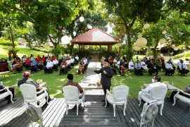 Bupati dan tokoh agama Banyuwangi diskusikan penerapan ibadah era normal baru