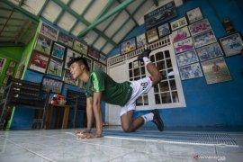 Penyerang Persija Sutan Zico janji kerja keras untuk tampil di Piala Asia U-19