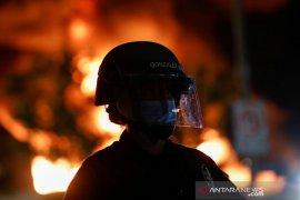 Trump kerahkan ribuan tentara hentikan kekerasan di ibu kota