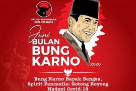 Bulan Bung Karno, PDIP Surabaya gelar lomba foto dan berbagi buku