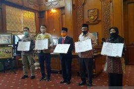 Pemprov Jambi jalin kerja sama lintas 'stakeholder' lakukan uji swab mandiri
