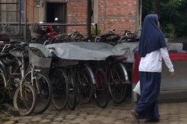 "Sepeda wisata masih ""dikandangkan"" tunggu pengunjung datang lagi ke Candi Muara Jambi"