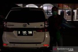 Satlantas Polres Cianjur amankan taksi gelap berpenumpang tujuan Jakarta