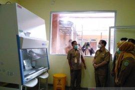 Wagub Kaltim resmikan pengoperasian Laboratorium PCR