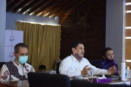 Wali Kota Kediri manfaatkan ajang halalbihalal untuk bahas normal baru
