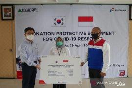 BNPB mendapat bantuan alat proteksi dan diagnosis COVID-19