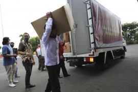 BIN bantu 120 ribu masker nonmedis kepada Pemkot Surabaya