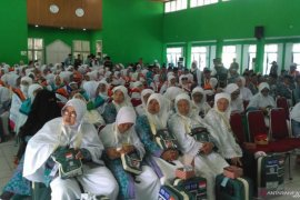 Sebanyak 2.909 calon haji Provinsi Jambi harus  tunggu tahun depan