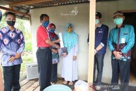 Bupati resmikan renovasi rumah Acil Janah