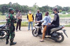 KPH Tabalong tutup obyek wisata selama pandemi Corona