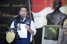Ridwan Kamil mengaku sedih terkait pembatalan keberangkatan haji 2020
