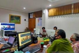 Dinas Pendidikan Jatim sosialisasikan PPDB daring secara virtual