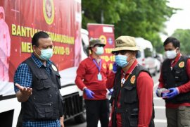 Hari kelima tes cepat di Surabaya, BIN temukan 186 orang reaktif COVID-19
