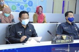 Pemkab Bekasi tandatangani komitmen penanganan banjir dan longsor