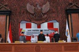 DPRD gelar paripurna pengambilan keputusan terhadap LKPj Gubernur Jambi