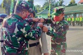 TNI-Polri di Rejang Lebong sosialisasikan protokol kesehatan
